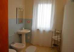 B&B Il Terrazzo di Archimede - Siracusa - Bathroom