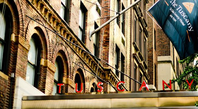 The Tuscany - A St Giles Signature Hotel - New York - Building