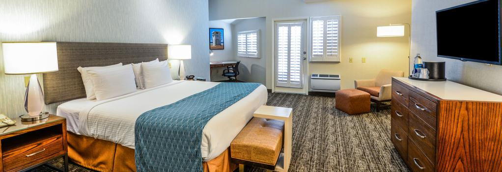 Laguna Brisas Hotel - Laguna Beach - Bedroom
