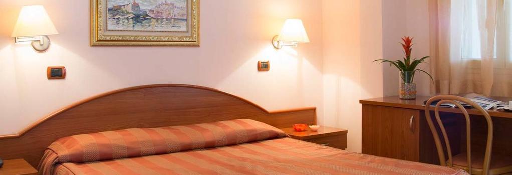 Garden Hotel Ripa - Vieste - Bedroom