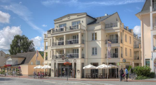 Seetelhotel Ostseeresidenz Heringsdorf - Heringsdorf - Building