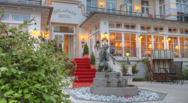 Seetelhotel Hotel Esplanade - Heringsdorf - Building