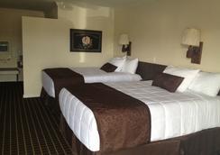 Lewis & Clark Motel Bozeman - Bozeman - Bedroom
