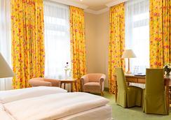 Central-Hotel Kaiserhof - Hannover - Bedroom