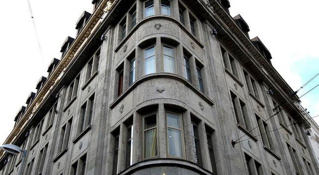 Central-Hotel Kaiserhof - Hannover - Building