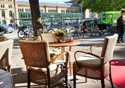 Central-Hotel Kaiserhof - Hannover - Patio