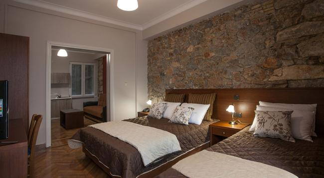 Ambrosia Hotel & Suites - Athens - Bedroom