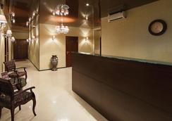 City Hotel - Moscow - Lobby