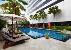 JW Marriott Hotel Bangkok - Bangkok - Pool