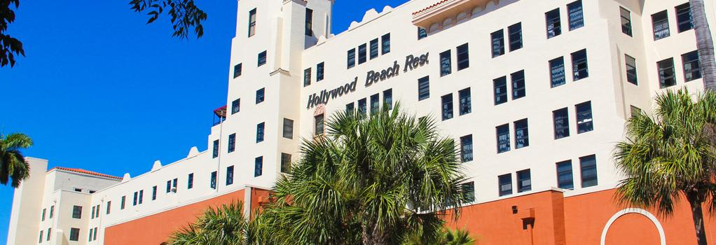 The Hollywood Beach Resort by Revmbe Consulting - Hollywood - Building