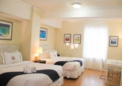 The Hollywood Beach Resort by Revmbe Consulting - Hollywood - Bedroom