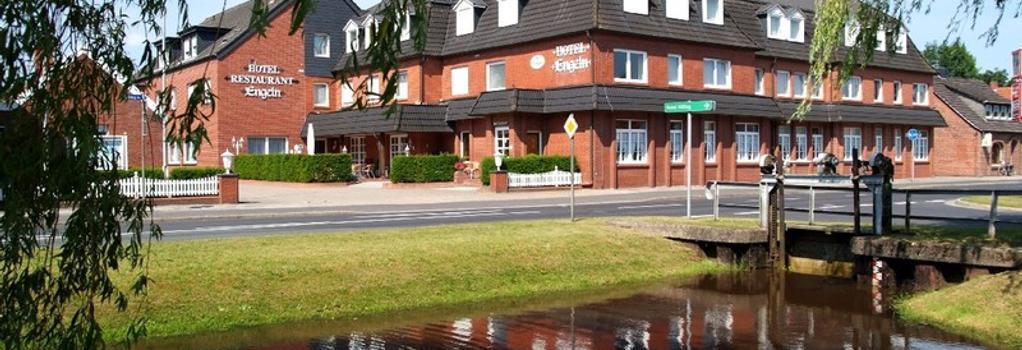 Hotel-Restaurant Engeln - Papenburg - Building