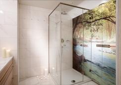Hotel Alpenhof - Gerlos - Bathroom