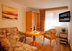 Hotel Alpenhof - Gerlos - Living room