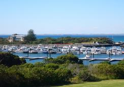 Harbour View Motel - Robe - Outdoor view