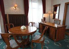 Danubius Hotel Gellert - Budapest - Bedroom