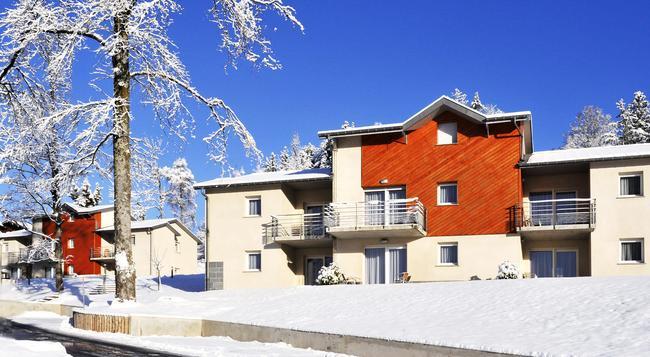 Résidence Le Herbau - Gerardmer - Building