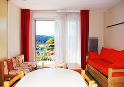 Résidence Le Herbau - Gerardmer - Bedroom