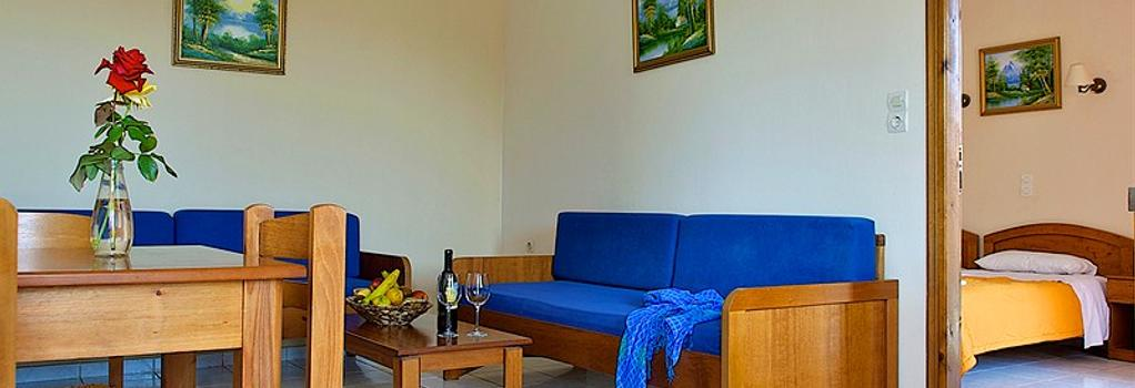 Marika Hotel - Chania (Crete) - Bedroom