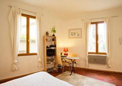 Aix Precheurs Finsonius - Aix-en-Provence - Bedroom
