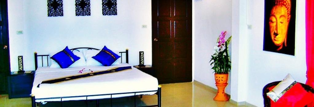 Ban Sua Samui - Ko Samui - Bedroom
