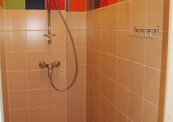 Puzzle Hostel - Tomsk - Bathroom