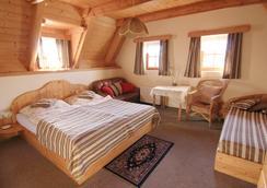 Hotel Frydl - Prague - Bedroom