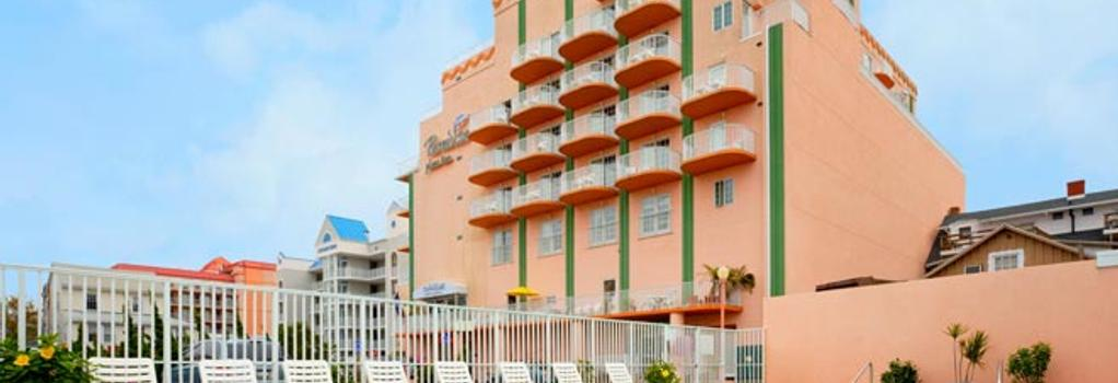 Paradise Plaza Inn - Ocean City - Pool