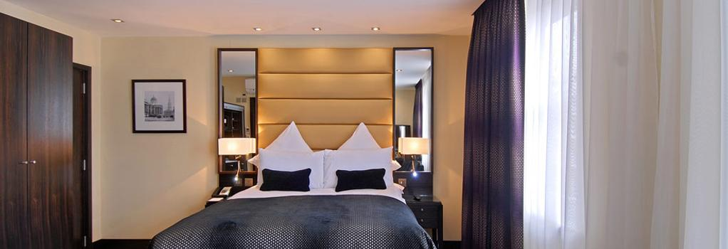 Shaftesbury Suites London Marble Arch - London - Bedroom