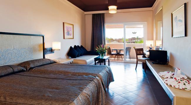 Clubhotel Riu Tikida Palmeraie - Marrakesh - Bedroom