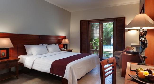 The Vira Bali Hotel - Kuta (Bali) - Bedroom