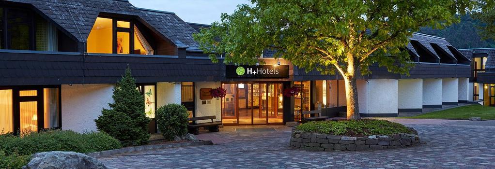 H+ Hotel Willingen - Willingen - Building