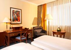 H4 Hotel Kassel - Kassel - Bedroom