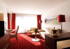 H+ Hotel & Spa Engelberg - Engelberg - Bedroom