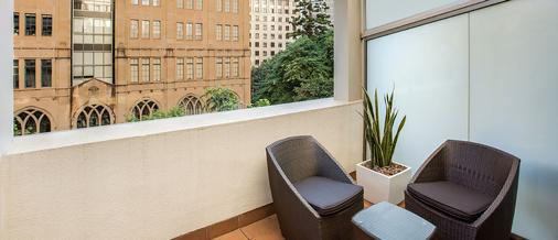 Travelodge Hotel Sydney Wynyard - Sydney - Balcony