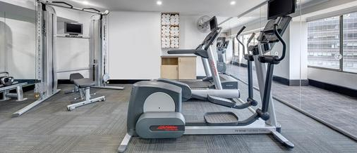 Travelodge Hotel Sydney Wynyard - Sydney - Gym