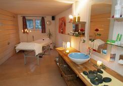 Chalet-Hotel Adler - Kandersteg - Spa