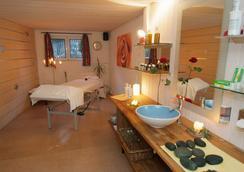 Chalet Hotel Adler - Kandersteg - Spa