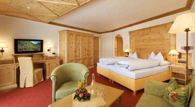 Romantikhotel Böglerhof - Alpbach - Bedroom