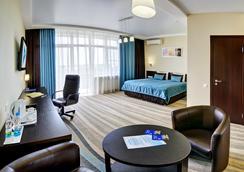 Hotel Start - Volgograd - Bedroom