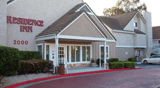 Residence Inn by Marriott San Francisco Airport San Mateo - San Mateo - Building
