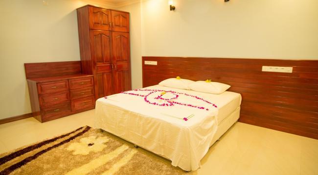 Ondhigo Villa - Addu City - Bedroom