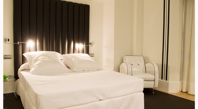 Mariposa Hotel Malaga - Malaga - Bedroom