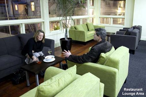 Kiwi International Hotel - Auckland - Lounge