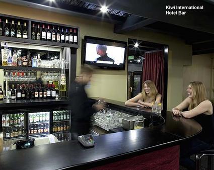 Kiwi International Hotel - Auckland - Bar