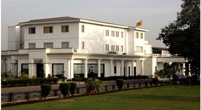 Hari Niwas Palace - Jammu - Building