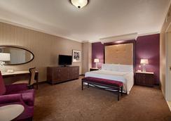 Sam's Town Hotel and Casino - Shreveport - Bedroom