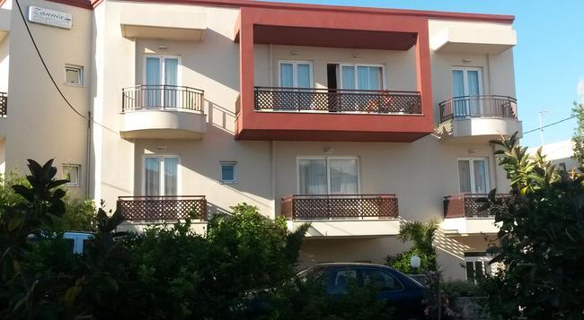 Zannis Hotel Apartments - Rethymno - Building