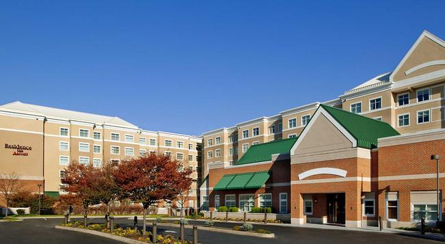 Residence Inn by Marriott Newark Elizabeth-Liberty International Airport - Elizabeth - Building