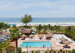 Howard Johnson Resort Hotel - St. Pete Beach FL - Saint Pete Beach - Pool